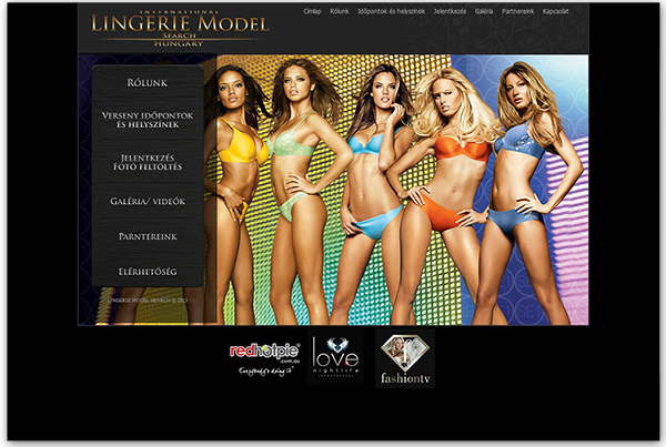 International Lingerie Model Search Hungary