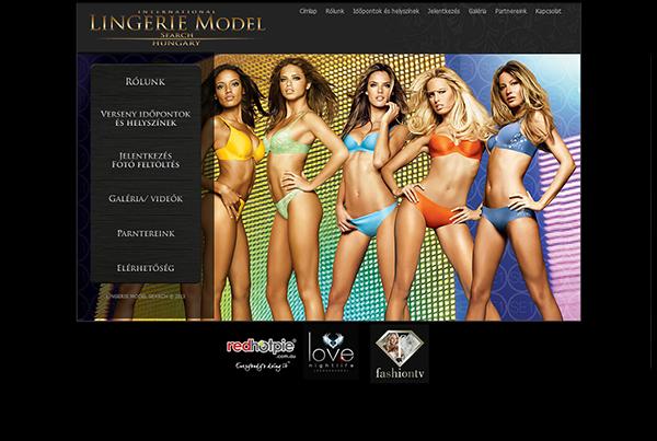 International Lingerie Model Search Hungary
